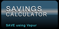 Save money smoking Vapur® Electronic Cigarettes